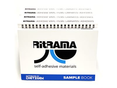 RITRAMA SWATCHBOOK & BROCHURES