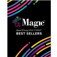 Magic Best Sellers Brochure - 25 / pack
